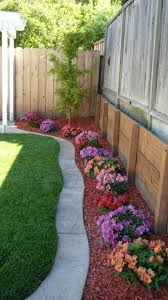 landscape charming backyard landscaping ideas stunning colourful