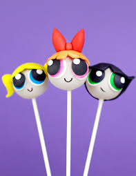 powerpuff girls cake pops u2013 bakerella