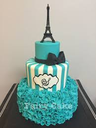 Eiffel Tower Decoration Ideas Teal Black And White Paris Themed Eiffel Tower Sweet Sixteen