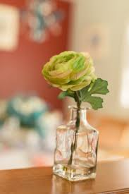 mini glass bud vases vase pinterest weddings
