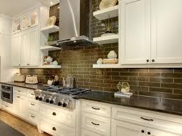 black kitchen cabinets with white subway tile backsplash white kitchen cabinets with subway tile backsplash