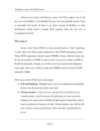 building linux ipv6 dns server complete soft copy