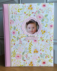baby girl memory book new cr gibson sweet as can be floral baby girl memory keepsake