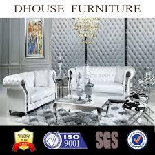 italian neoclassical decor furniture chesterfield white leather