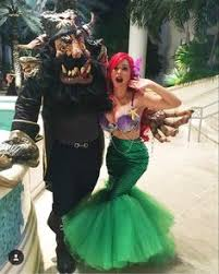 Ariel Mermaid Halloween Costume Hey Awesome Etsy Listing Https Www Etsy