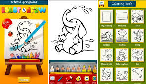 android child mode best android apps for freehand drawing or doodling android authority