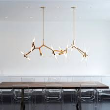Chandelier Agnes Chandelier 10 Lights Lindsey Adelman The Future Perfect