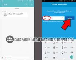 membuat akun gmail bbm 2 cara buat akun bbm gres di android dengan gmail dan nomor hp