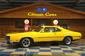 1970 Muscle Cars - 1970 mercury cyclone u2013 chrome yellow black u2013 a u0026e classic cars