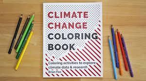 climate change coloring book by brian foo u2014 kickstarter