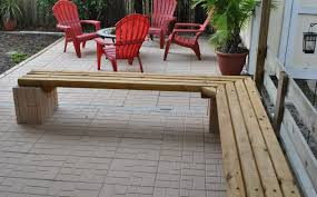 How To Build Patio Bench Seating Bench Favored Garden Bench Box Plans Imposing Outdoor Bench