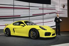 stanced porsche 911 porsche cayman gt4 looks eager to prove itself against 911 carrera