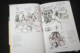 book review the urban sketching handbook people and motion tips