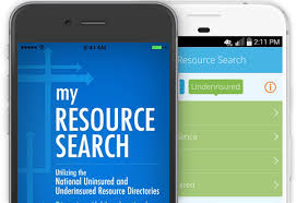free finder app my resource search mobile app free finder tool for healthcare