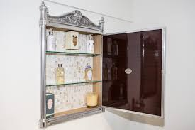 framed bathroom mirror cabinet top 57 cool recessed mirrored medicine cabinets for bathrooms 20
