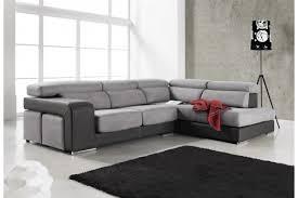 canapé panoramique en cuir salon canapé panoramique cuir arthus