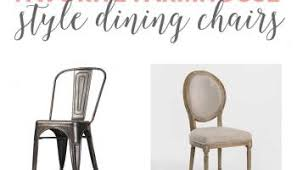 Farmhouse Style Dining Chairs World Market Farmhouse Furniture Finds A Heart Filled Home Diy