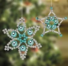 best 25 beaded snowflake ideas on pinterest beaded christmas