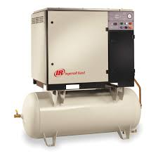 ingersoll rand rotary air compressor 20 hp 83 cfm 3ub85