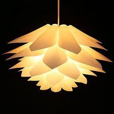 Lotus Chandelier Creative Lotus Chandelier L Clovers For Home Decor Puzzle