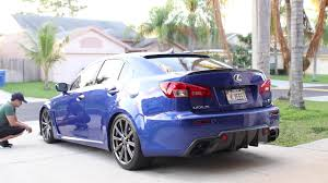 isf lexus jdm 5 things i about my lexus isf youtube