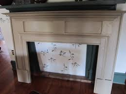 before u0026 after rainforest green granite fireplace surround