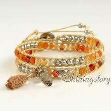 double wrap bracelet images Leather wrap bracelet womens bracelets double wrap bead bracelets jpg