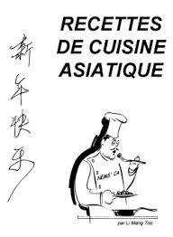 recettes de cuisine gratuite pdf gratuits ebooks de recettes de cuisine asiatiques pdf