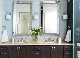 Chrome Bathroom Mirrors by Houston Bathroom Mirrors With Contemporary Art Deo Mirror Chrome