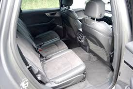 how many seater is audi q7 audi q7 s line 218ps review driving torque