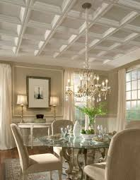 dining room coffered ceiling coffered ceilings and beams