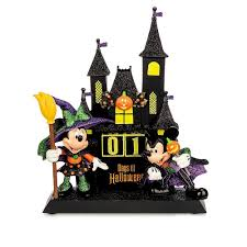 amazon com disney minnie and mickey mouse sculpted halloween