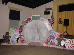 decorations for candyland theme ideas