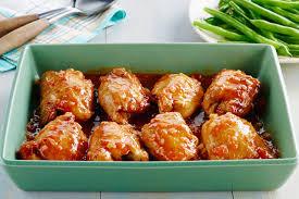 cuisiner haut de cuisse de poulet poulet glacé barbecue kraft canada