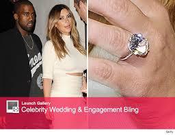 Kim Kardashian Wedding Ring by Kim Kardashian Goes Public With Her Engagement Ring See New Pic