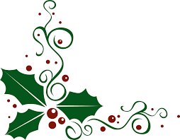 clipart christmas border corner collection