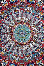 sunshine joy 3 d glow sunburst tapestry from asheville by instant