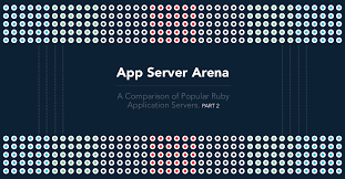app server arena part 2 a comparison of popular ruby application