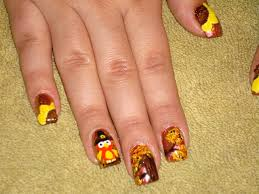 thanksgiving nail thanksgiving nails nail artwi