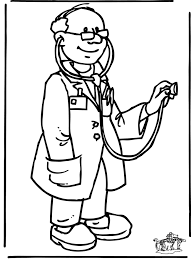 cool doctor coloring pages gallery coloring pa 3411 unknown