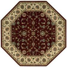 Rugs In Home Depot Octagon Area Rugs Rugs The Home Depot