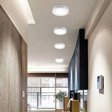 ceiling light flat round 85 265v round 6w 12w 18w round led flat panel ceiling light smd2835