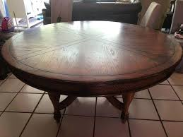 craigslist round dining table tommy bahama style furniture style round dining table furniture in