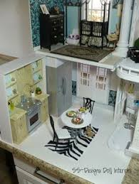 my barbie kitchen done r u0027s stuff pinterest barbie kitchen