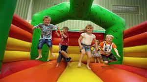 kids birthday party children s birthday at castle sports centre taunton