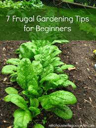 Gardening For Beginners Vegetables by 7 Frugal Gardening Tips For Beginners Retro Housewife Goes Green