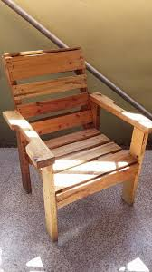 How To Make An Armchair Best 25 Pallet Chairs Ideas On Pinterest Pallet Furniture