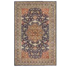 Fine Persian Rugs Fine Hunting Scene Vintage Tabriz Persian Rug For Sale At 1stdibs