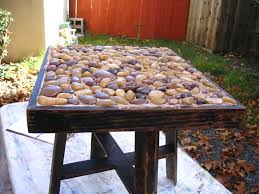 Build A Wood Table Top by How To Build A Masonry Table House Design