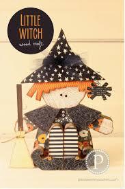 witch halloween crafts the 355 best images about peinture sur bois automne on pinterest